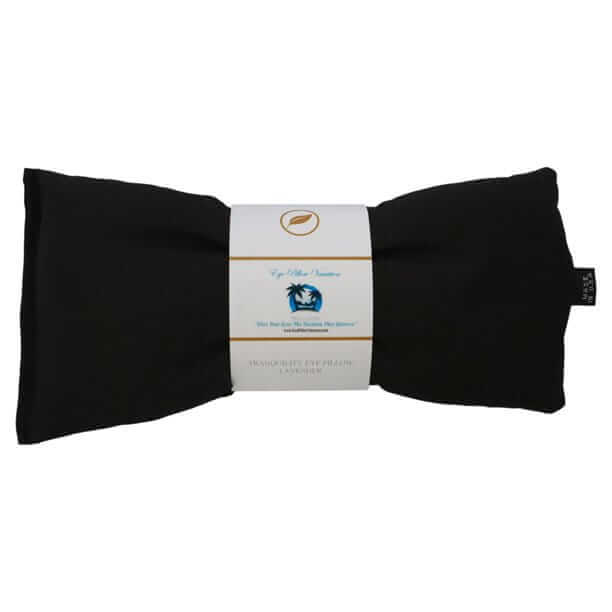 Pillow Vacation Organic flax seed-filled lavender Eye Pillow